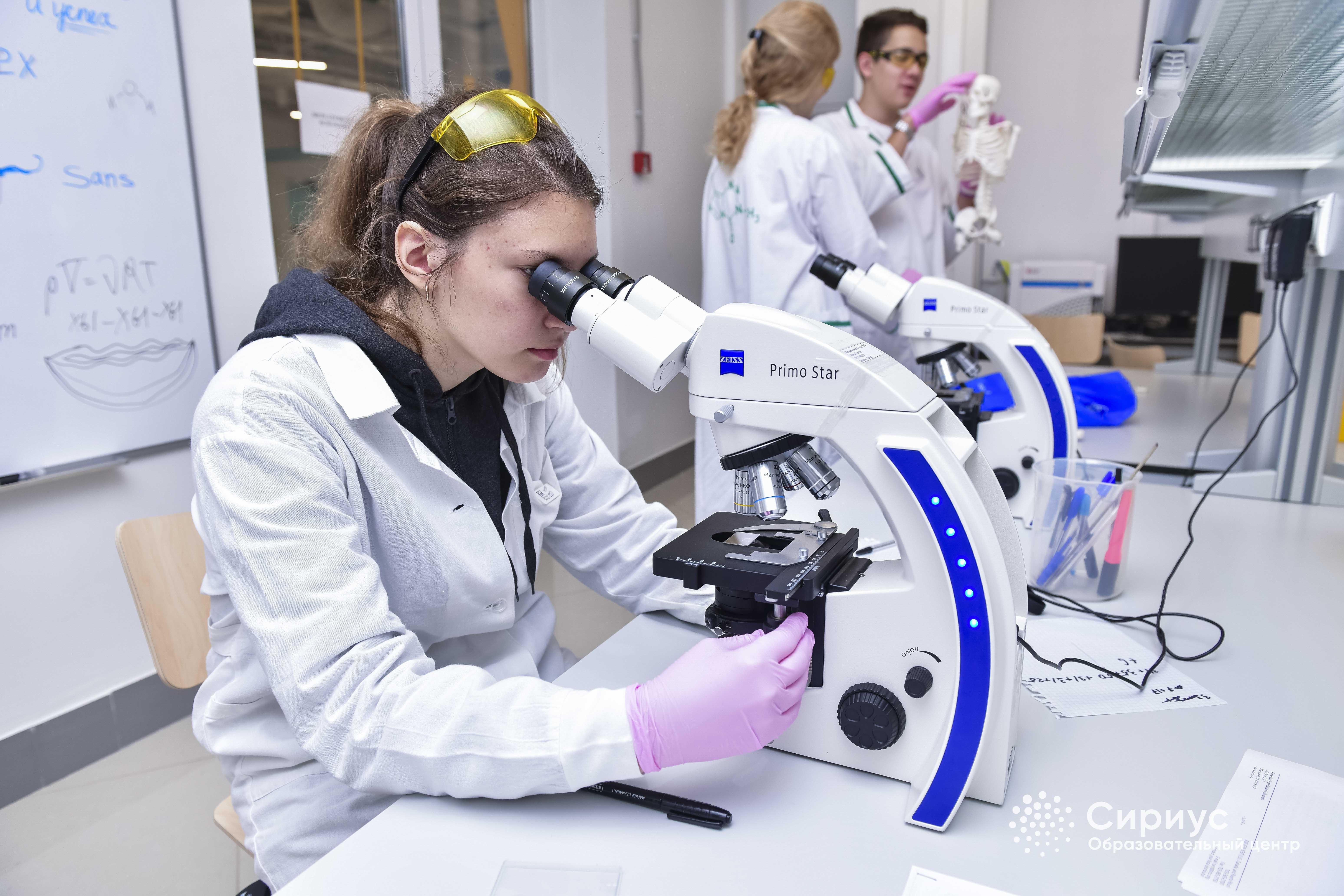 Школьница из Славгорода представила биосовместивый имплантат