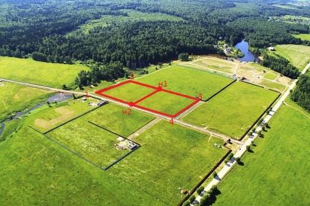 земельные участки из земель сельскохозяйственного назначения