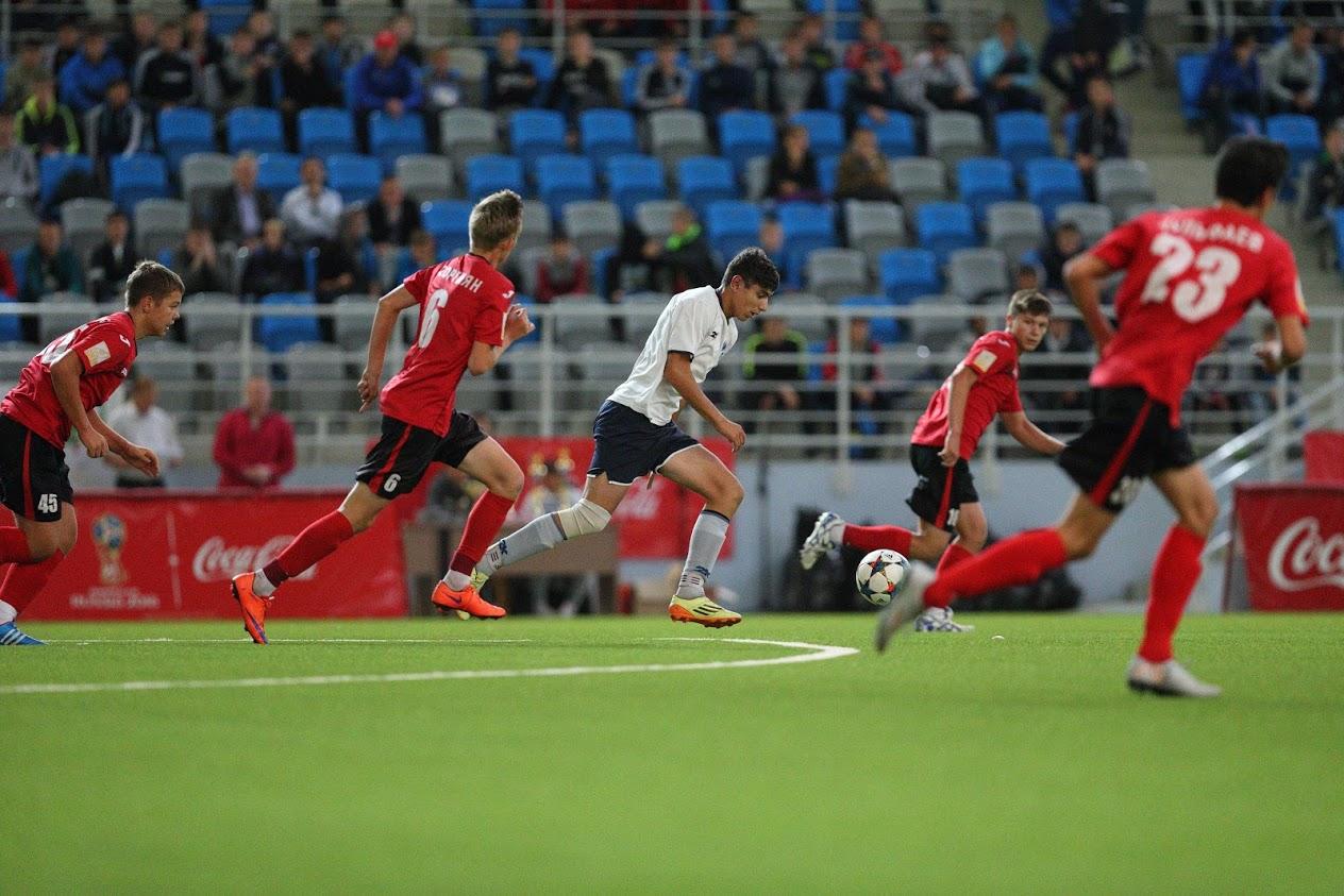 Юные футболисты из Рубцовска отправятся на всероссийские соревнования по футболу