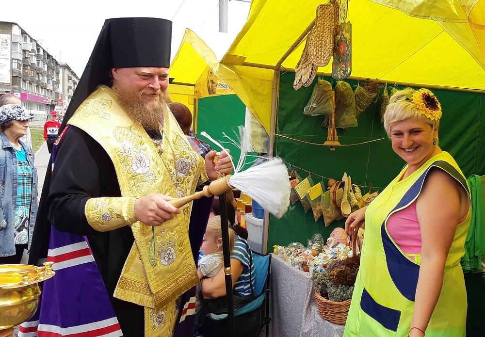 Праздник «Медовый Спас на Алтае» прошел в Рубцовске
