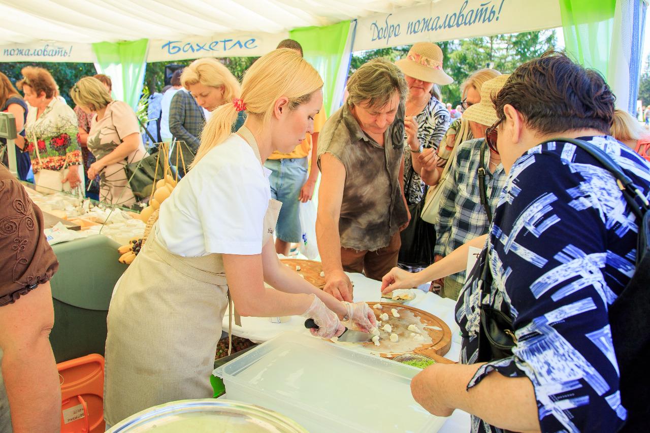Кто и чем будет удивлять на фестивале «Дни Алтайского сыра»?