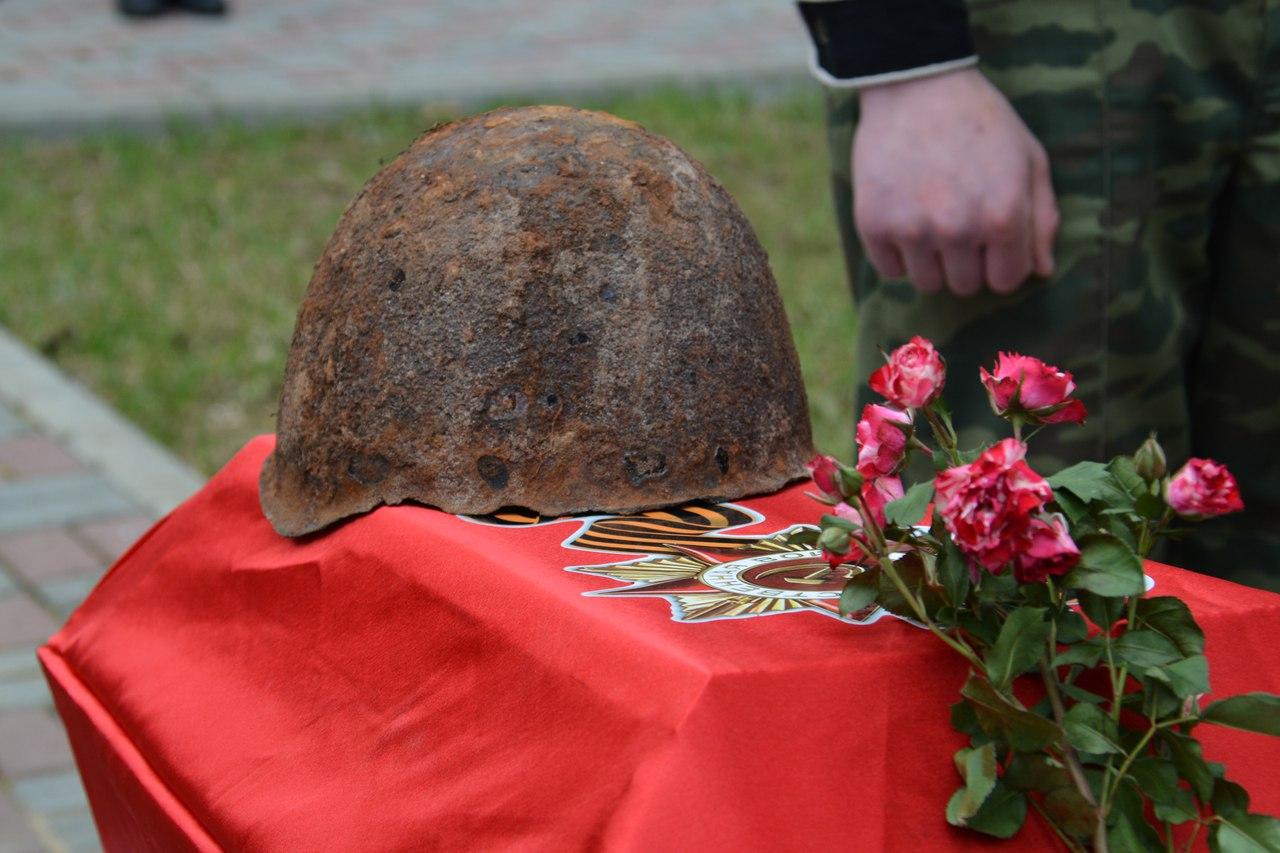 Спустя 74 года. Останки красноармейца захоронят рядом с женой в Алтайском крае