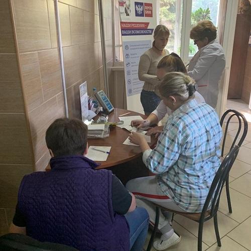 Сотрудники барнаульского общественного транспорта проверили свое здоровье