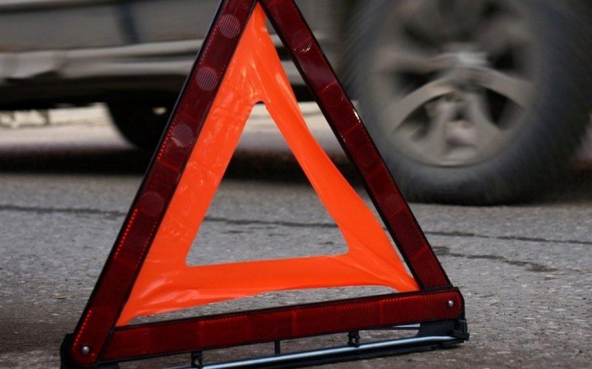 Два человека госпитализированы в результате ДТП в Рубцовском районе