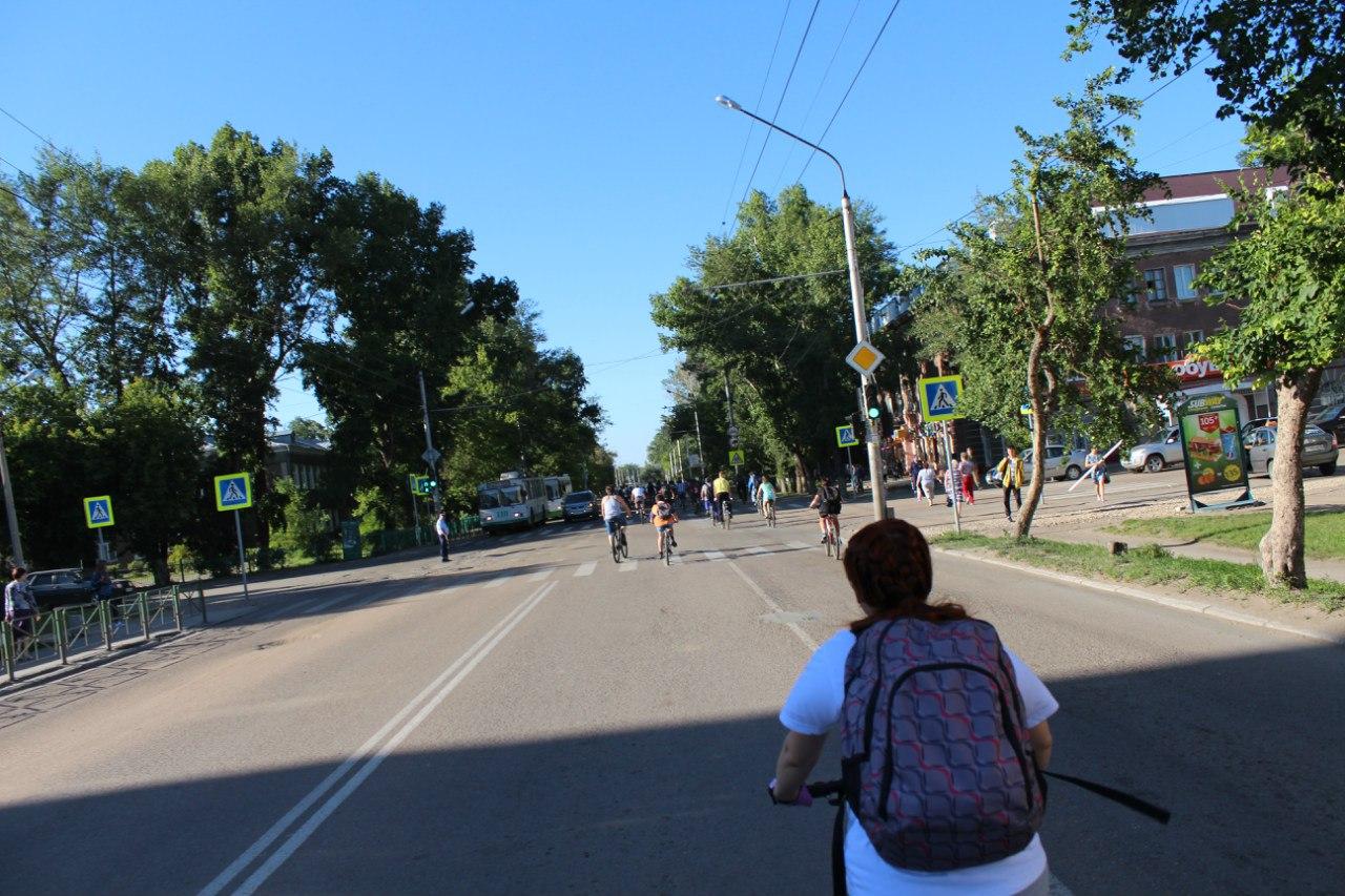 В Рубцовске пройдет молодежный флешмоб на велосипедах