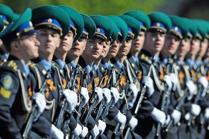 Пограничное управление ФСБ России приглашает на военную службу по контракту