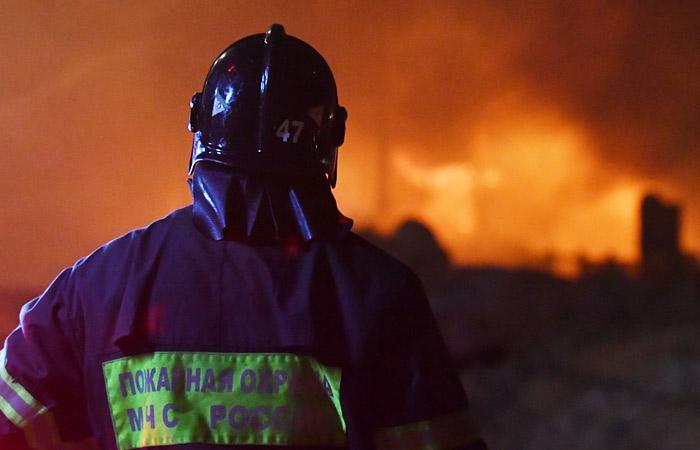 За прошедшие сутки алтайским огнеборцам удалось спасти от гибели в огне 15 человек