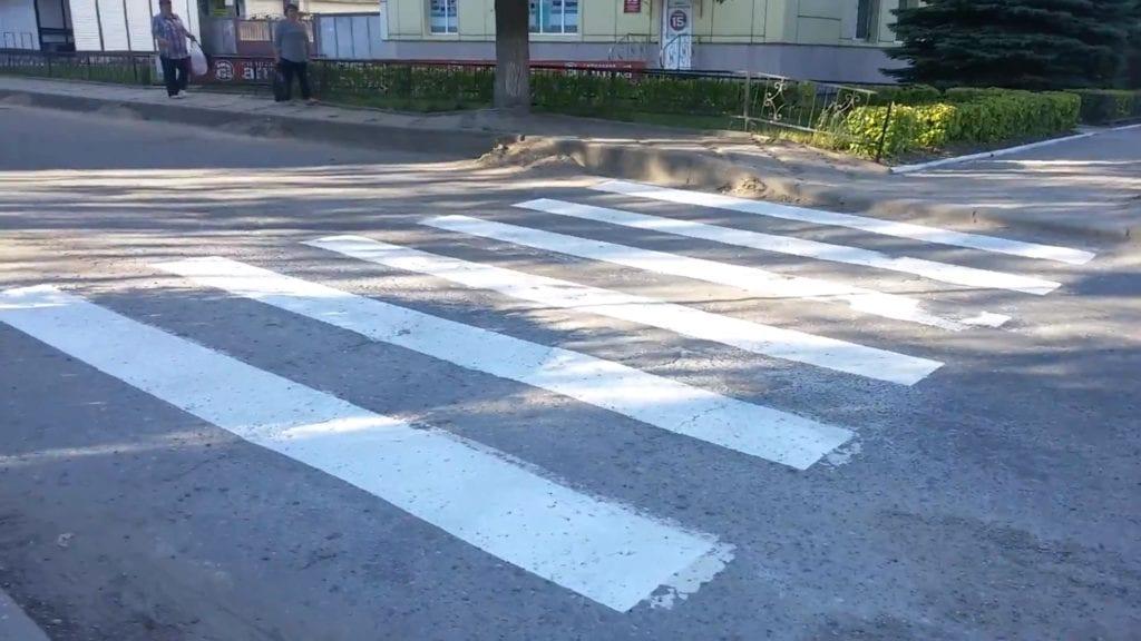 В Рубцовске проверят безопасность пешеходных переходов возле школ
