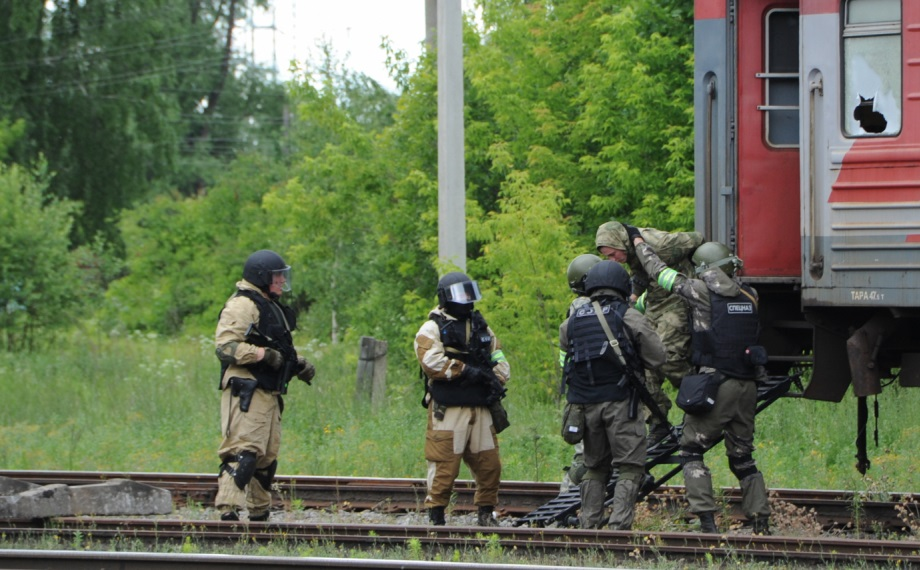 12 сентября в Рубцовске пройдут масштабные тактико-специальные учения