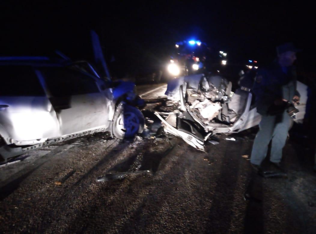 Страшная трагедия произошла на трассе Змеиногорск - Староалейское