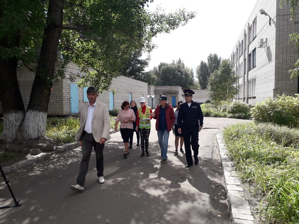 В Рубцовске выявили опасные пешеходные переходы