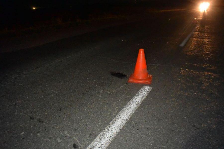 В Рубцовском районе Mazda насмерть сбила пешехода