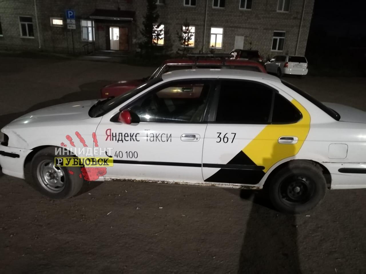 В Рубцовске на пешеходном переходе сбили маленького ребенка