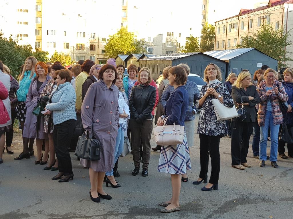 Из здания Алтайкрайстата произошла эвакуация сотрудников