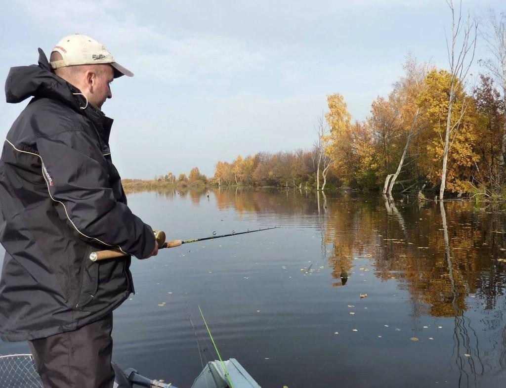 Особенности осенней рыбалки. Правила безопасности