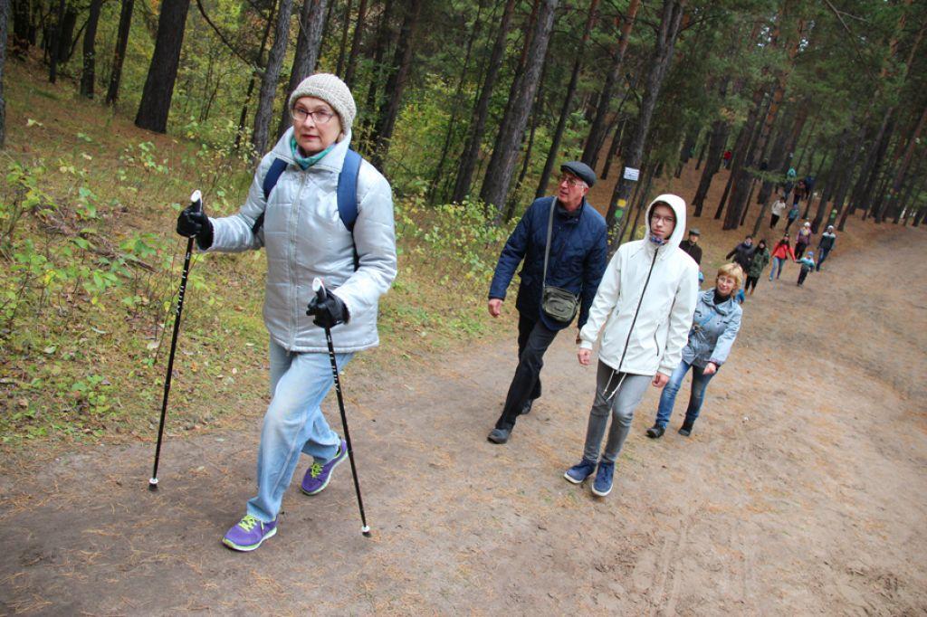 Жителей Рубцовска приглашают на «Всероссийский День ходьбы»