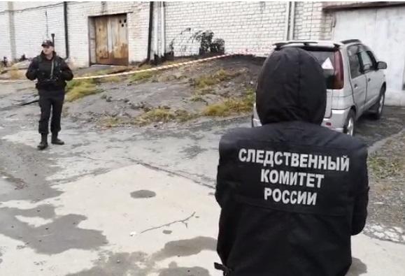 В Алтайском крае обнаружили автомобиль с мертвым мужчиной внутри