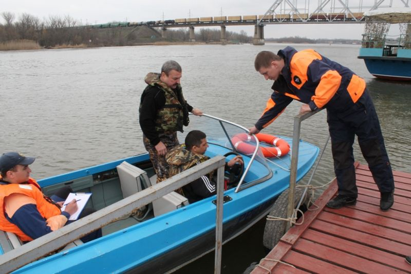 ГИМС: обращение к владельцам маломерных судов в Рубцовске