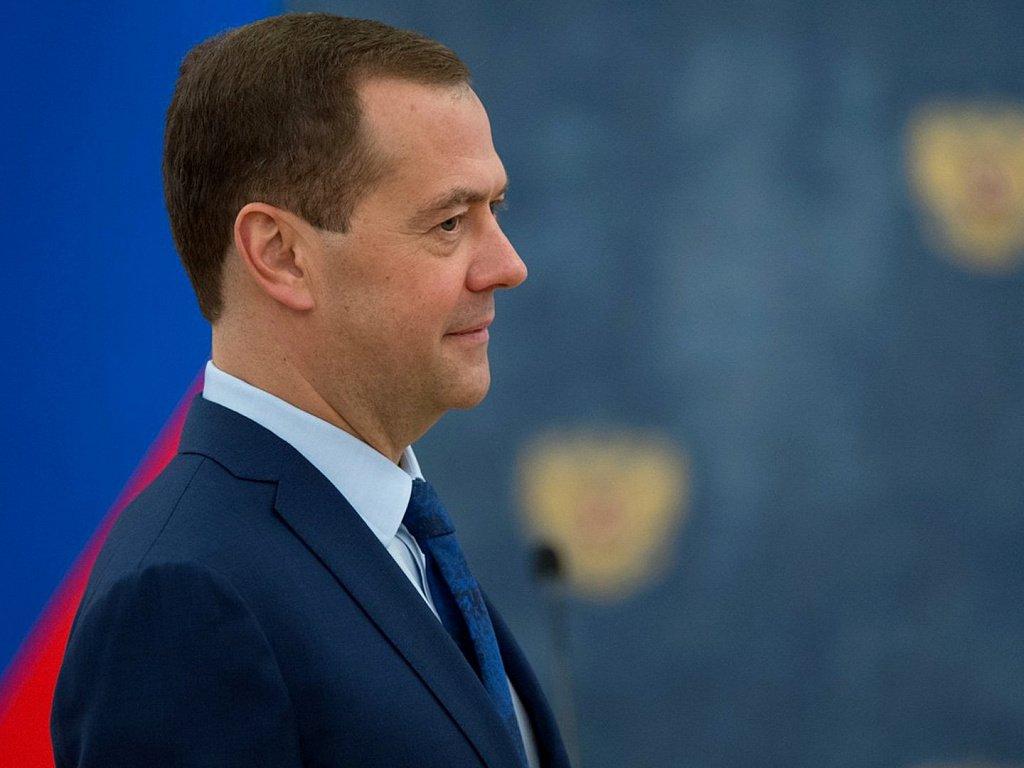 Визит из правительства. Алтайский край может посетить Дмитрий Медведев