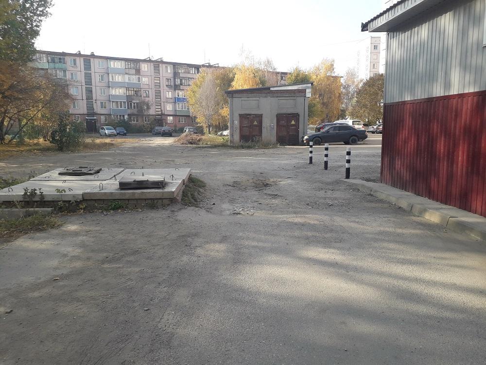 Проблема с блокировкой внутриквартального проезда в Рубцовске решена