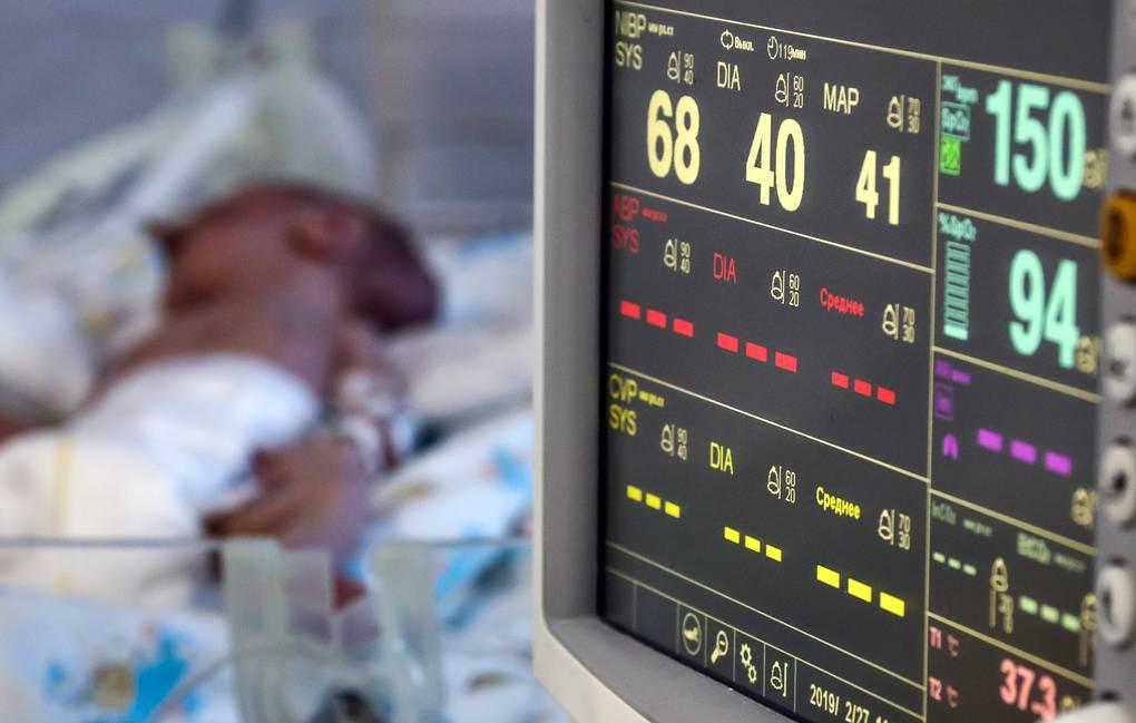 В Алтайском крае зафиксировали снижение младенческой смертности