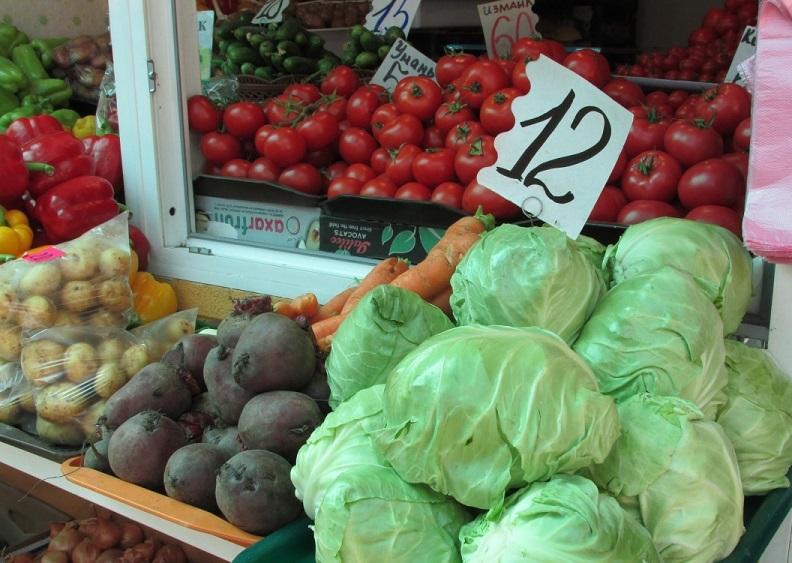 В Алтайском крае подешевели овощи