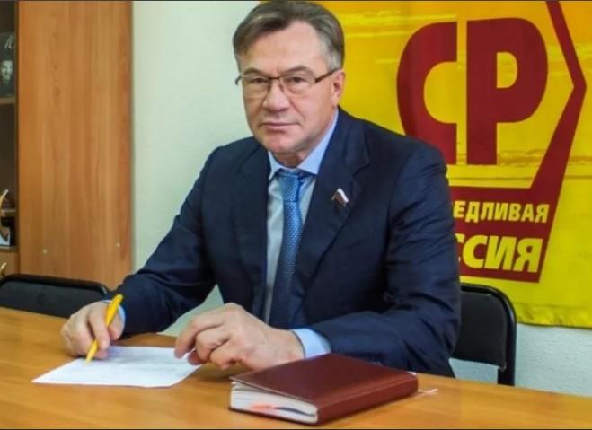 30 октября в Рубцовске будет работать общественная приемная депутата ГД Александра Терентьева