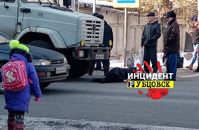 В ГИБДД рассказали подробности ДТП со сбитой грузовиком женщиной в Рубцовске