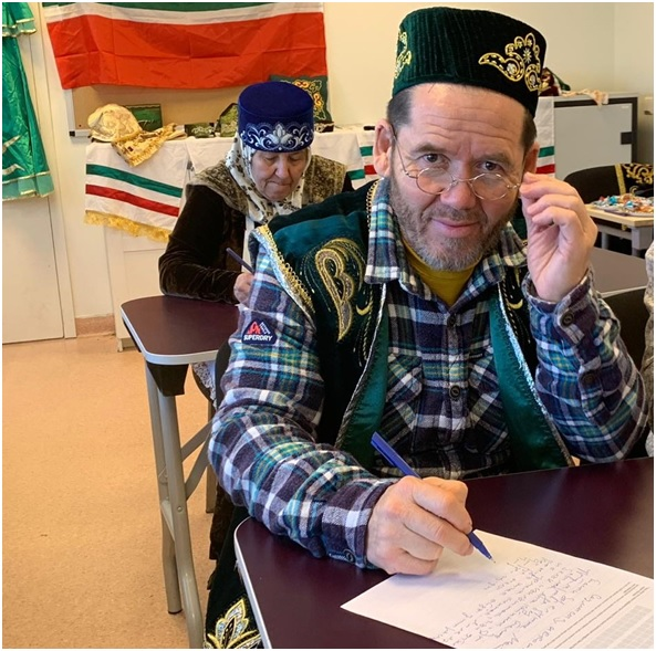 Татарча диктант — 2019: в Объединенных Арабских Эмиратах и Швеции