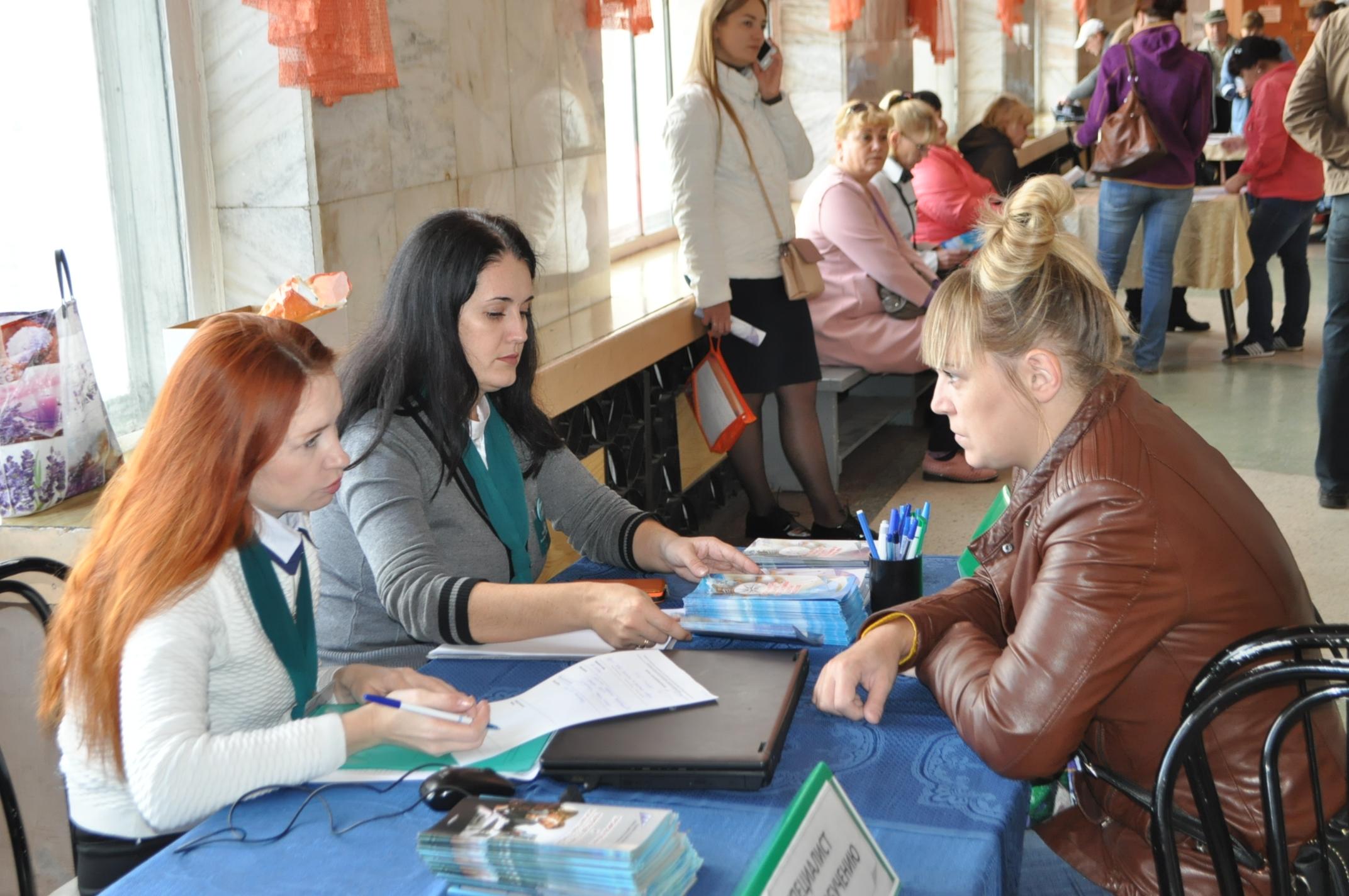 В Рубцовске пройдет ежегодная краевая ярмарка вакансий