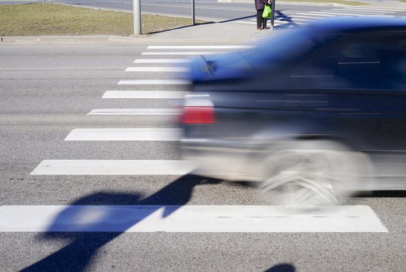 В Рубцовске водитель сбил мужчину и скрылся с места ДТП