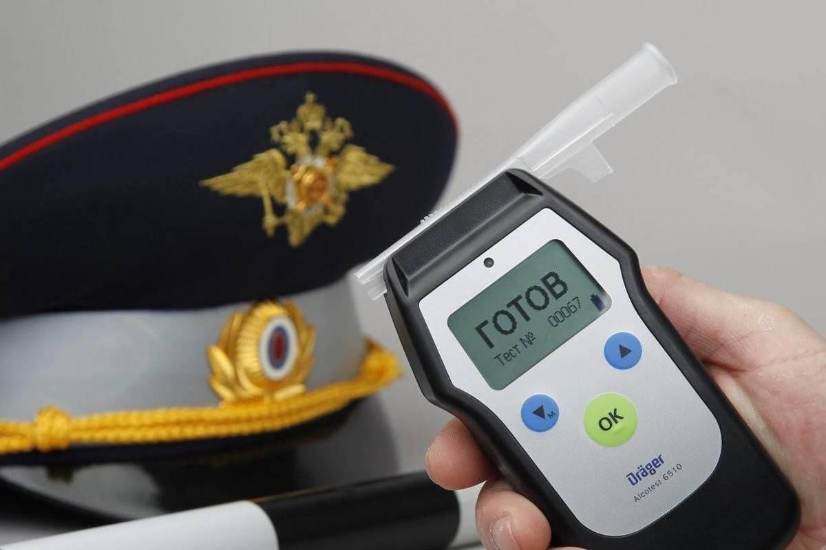 Сотрудниками рубцовской полиции в 2019 году выявлено 687 нетрезвых водителей