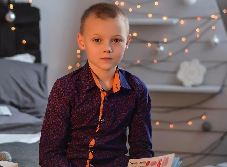 Ребенку из Рубцовска нужна помощь