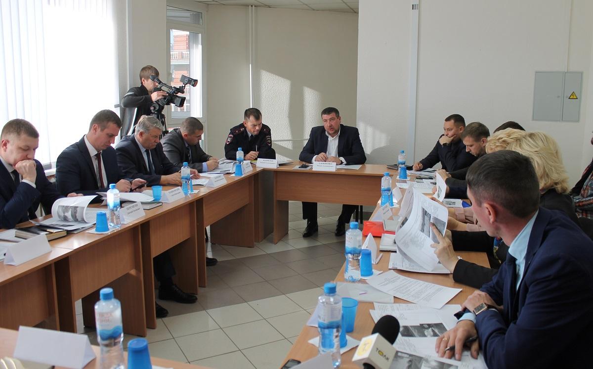 ОНФ в Алтайском крае передал властям шести городов списки опасных школьных маршрутов