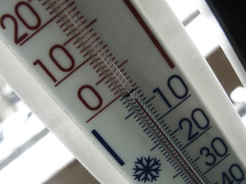 От -33 до 0 градусов составят перепады температур в Алтайском крае на выходных