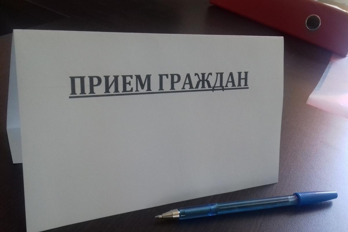 В филиалах уголовно-исполнительной инспекции УФСИН России по Алтайскому краю состоится прием граждан