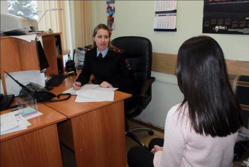 В Рубцовске полиция проводит правовые консультации для детей и родителей