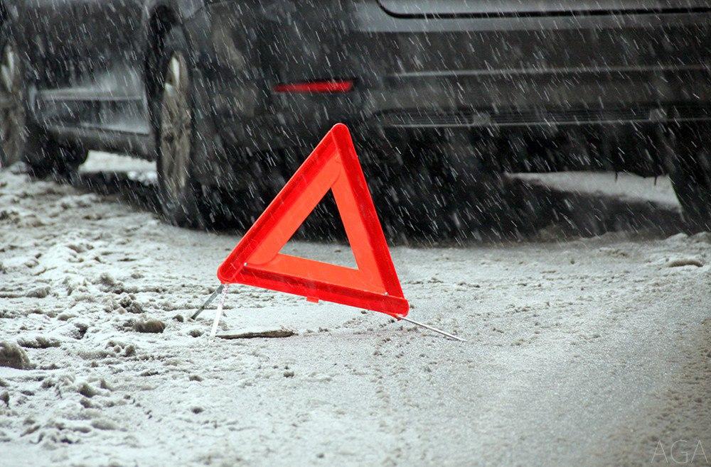 За прошедшую неделю в Рубцовске было зарегистрировано 10 ДТП