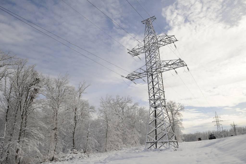 Энергетики обеспечили электроснабжение в районах Алтайского края которые пострадали от непогоды