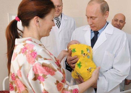 Семья изВладимира переименует сына в В.Путина
