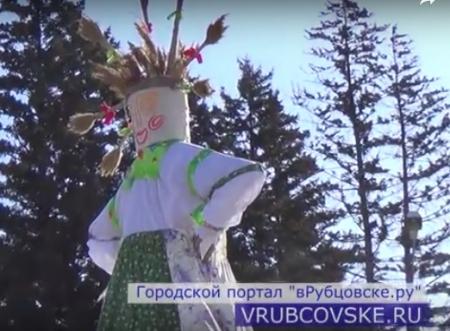 Жители России проводят зиму многочисленными гуляниями— Масленичная неделя
