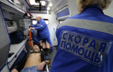 Осужден гражданин Алтайского края, который сножом набросился нафельдшеров